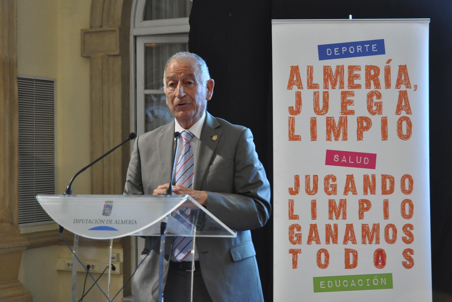 Premios y Galardones Almería Juega Limpio 2013